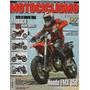 Motociclismo N°2593 Honda Fmx 650 Hornet 900 Piaggio Liberty