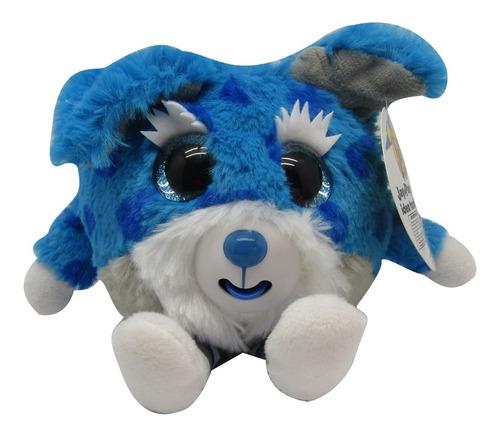 Peluche Zigamazoo Saca Lengua Con Olor Azul
