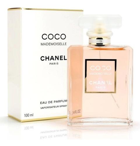 Perfumes Coco Mademoiselle Chanel  100ml