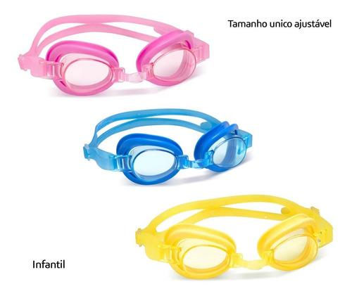 Óculos Oculos Natação Piscina Infantil Criança Menino Menina