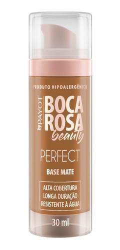 Base Mate Perfect Boca Rosa Beauty Payot Cor 6 Juliana 30ml