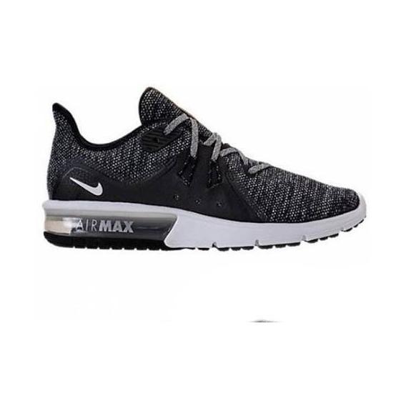 Zapatilla Nike Air Max Sequent 3 Gn Originales Training