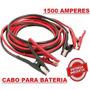 Cabo Grosso De Bateria Na Sacola Com 1500 Amperes Oficina