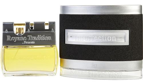 Perfume Locion Insurrection Reyane Hombr - L a $850