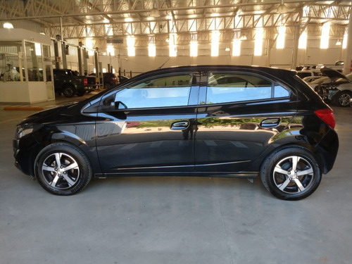 Chevrolet Onix Ltz A/t 2017 20.000 Km Negro 5 Puertas