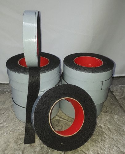 Fita Anti Ruido-feltro- 25mm/1mm - 10 Metros-adesiva