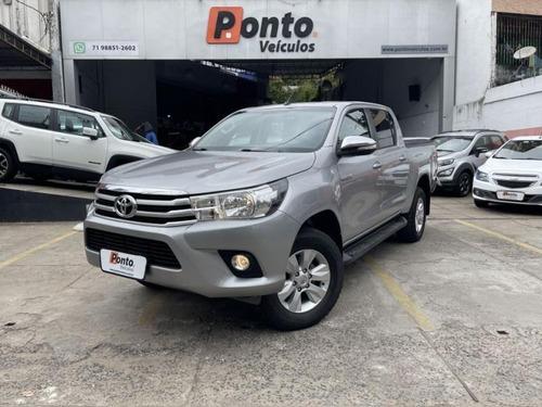 Toyota Hilux 2.8 Srv 4x4 Cd 16v Diesel 4p Automático 2016/20