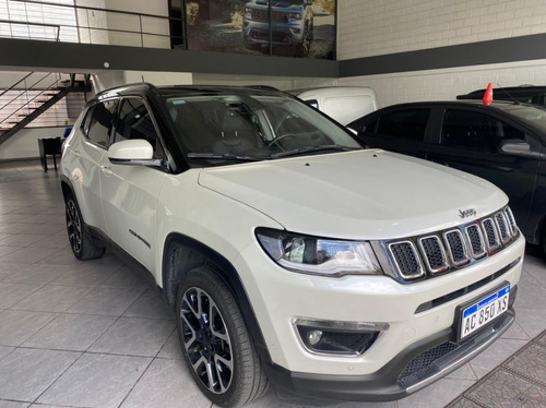 Jeep Compass 2.4 Limited At9 4x4 Modelo 18