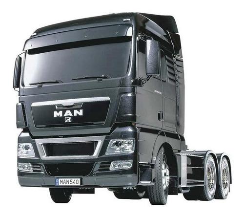 Caminhão Truck Tamiya 1/14 Man Tgx 26.540 6x4 Xlx Semi Kit