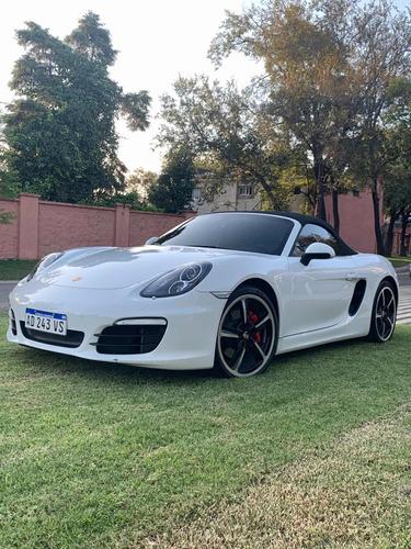 Porsche Boxster 2014 3.4 S 315 Cv