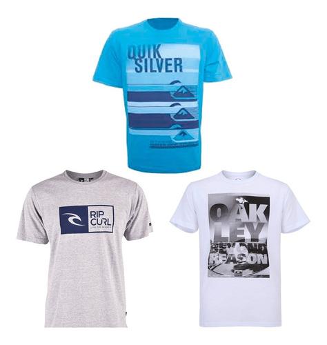 Camiseta Masculina De Marca Atacado Revenda Kit C/ 8 Camisa