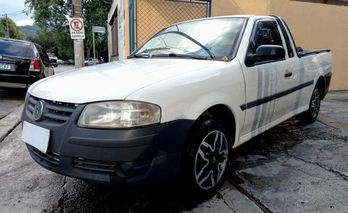 Volkswagen Saveiro 2006 1.6 City Total Flex 2p