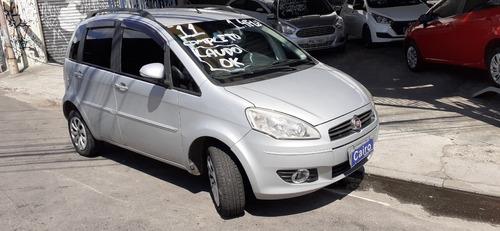 Fiat Idea 2011 Attractive 1.4 Fle Completa Ar Condicionado
