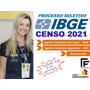 Apostila Digital Ibge Censo 2021 Recenseador Completa