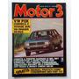 Motor 3 Nº79 Ótimo Estado Vw Fox, Santana, Xr3 Conversível