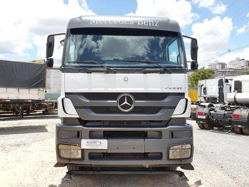 Mercedes-benz  Axor 3344 6×4 Pipa..