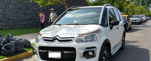 Citroen C3 Aircross 1.6 Vti 115 Tendance 5 Puertas 2014