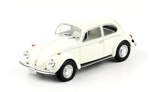 Volkswagen Beetle Escarabajo 1500 1973 1/43 Auto A Escala