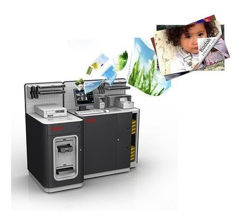 Revelado Digital Kodak 10x15 100 Copias
