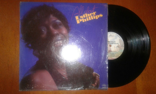 Disco Vinilo Esther Phillips