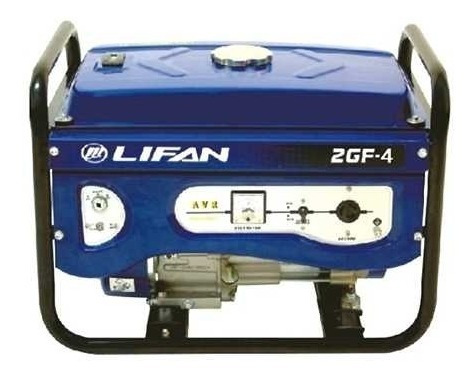Generador A Nafta Lifan 4,8 Kw Gran Potencia Oferta!!!