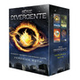 Série Divergente Box Com 4 Livros