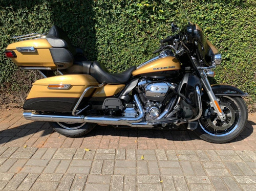 Harley Davidson Electra Ultra Glide 1745 2017