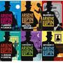 Coleção 6 Livros Arsene Lupin Série Netflix