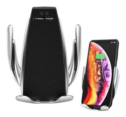 Carrecador Sem Fio Carro Wireless Qi Movimento iPhone XS 11