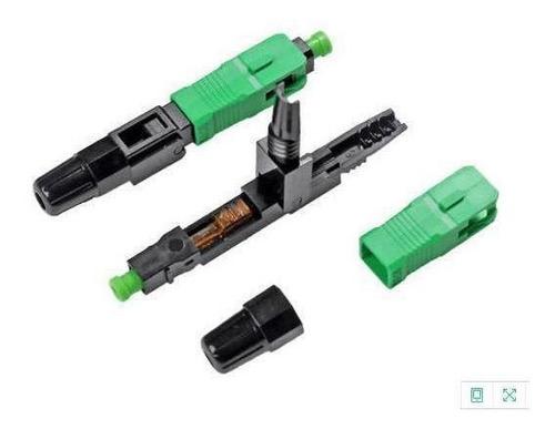 Conectores Rápidos Fibra Optica