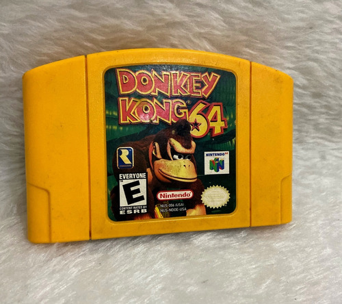 Donkey Kong 64 + Expansion Pak Originais Funcionando