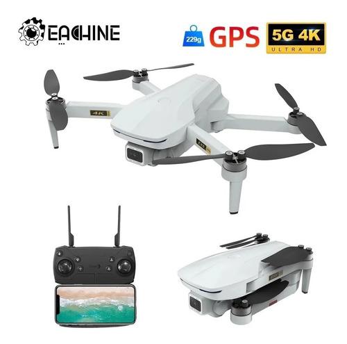 Drone Eachine Ex5 Gps 5g 4k Ultra Hd 1000 Metros/30min Vôo