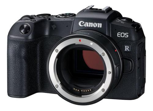 Canon Eos R Rp Mirrorless Cor  Preto