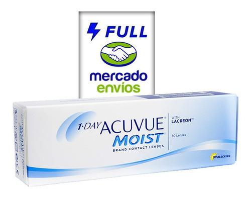 Lente De Contato 1 Day Moist  Miopia - Entrega Super Rápida