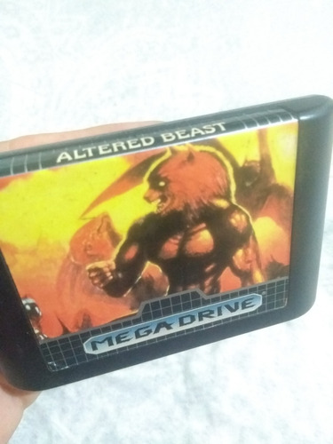 Altered Beast Mega Drive Original Tectoy