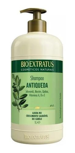Shampoo Bio Extratus Jaborandi Antiqueda Restaurador 1 Litro