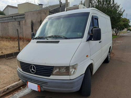 Mercedes-benz Sprinter Furgão 2.5 Curto 5p 2001