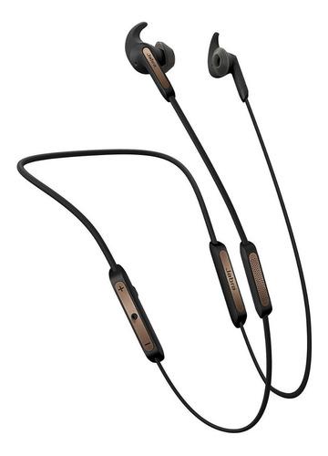 Fone De Ouvido Sem Fio Bluetooth Jabra Elite 45e Black