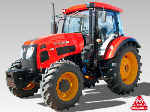 Tractor Agricola Roland H130 Turbo 4x4