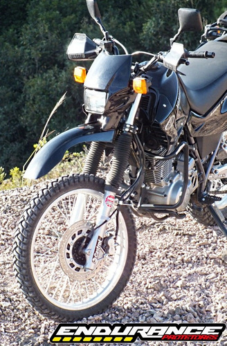 Protetor De Carenagens / Motor Xt600e - Endurance Protetores