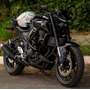 Protetor Motor Mt 03 Mt03 Preto Fosco Stunt Race Stunt Cage
