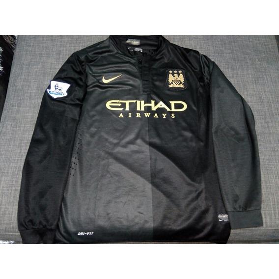 Camiseta Manchester City- Kun Agüero