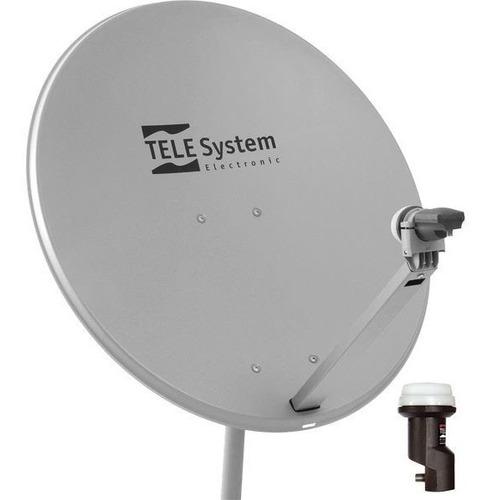 Kit C/  5  Antena Mini Parabólica 60cm  (leia A Descrição)