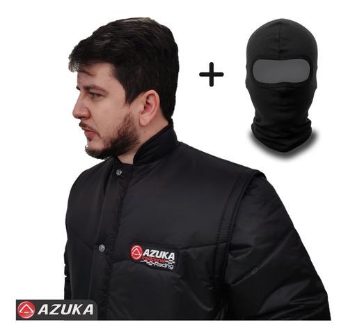 Jaqueta Moto Motociclista Motoqueiro Proteção Do Frio Vento