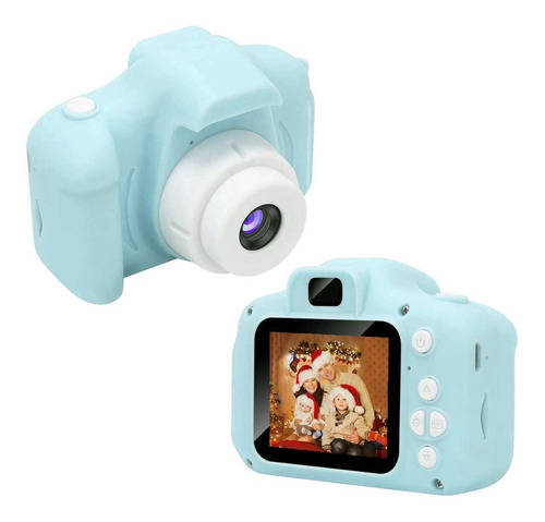 Camara De Fotos Digital Funcional Para Niños