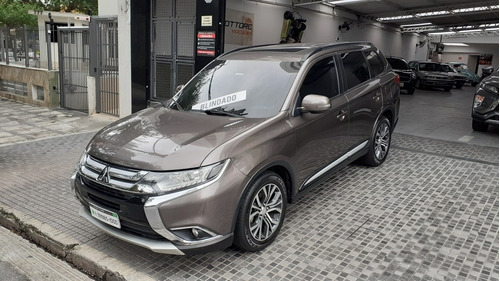Mitsubishi Outlander 2016 2.0 L4 Cvt 5p