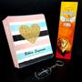 Biblia Sagrada Coração Linda Kit Feminina De Bolsa Cristã