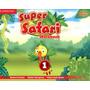 Super Safari American English 1 Workbook 1st Ed