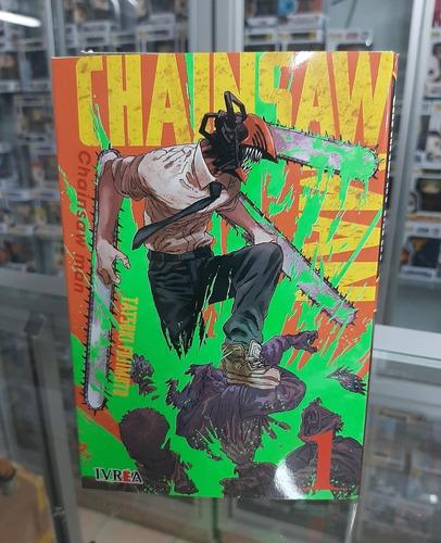 Manga Chainsaw Man  -  Tomo 1 Ivrea