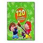 Livro 120 Atividades E Passatempos Verde